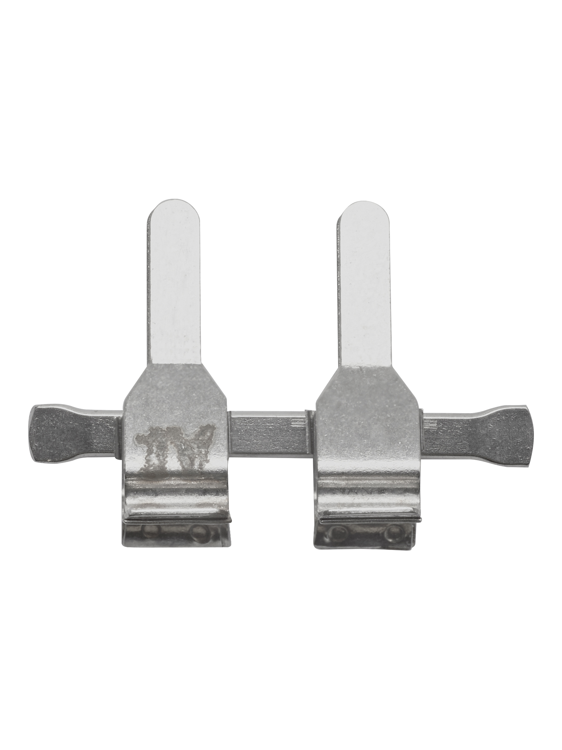 Double Micro Clamps